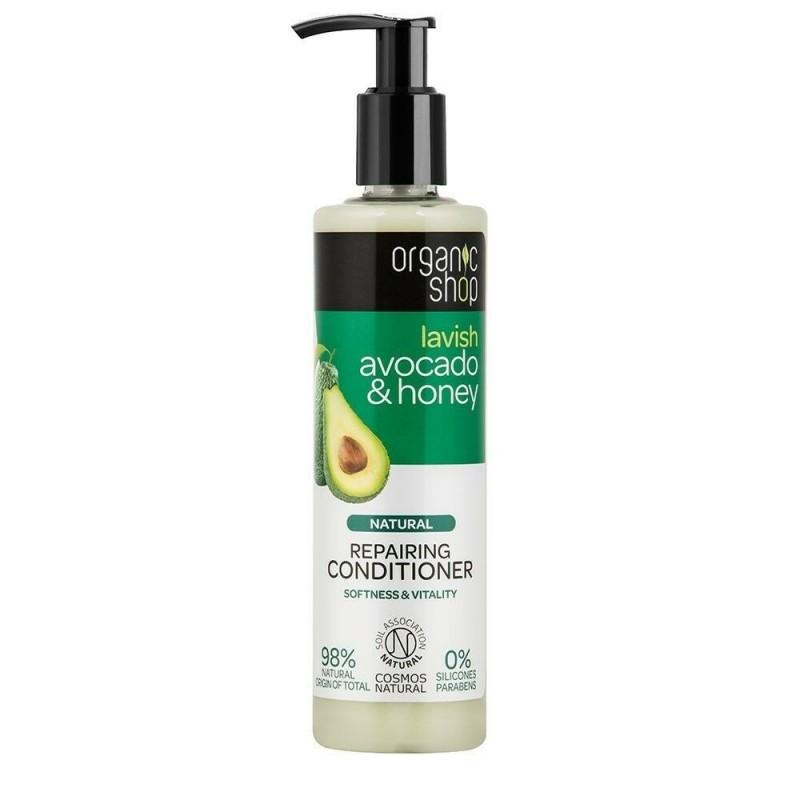 Organic Shop Lavish Avocado & Honey Conditioner
