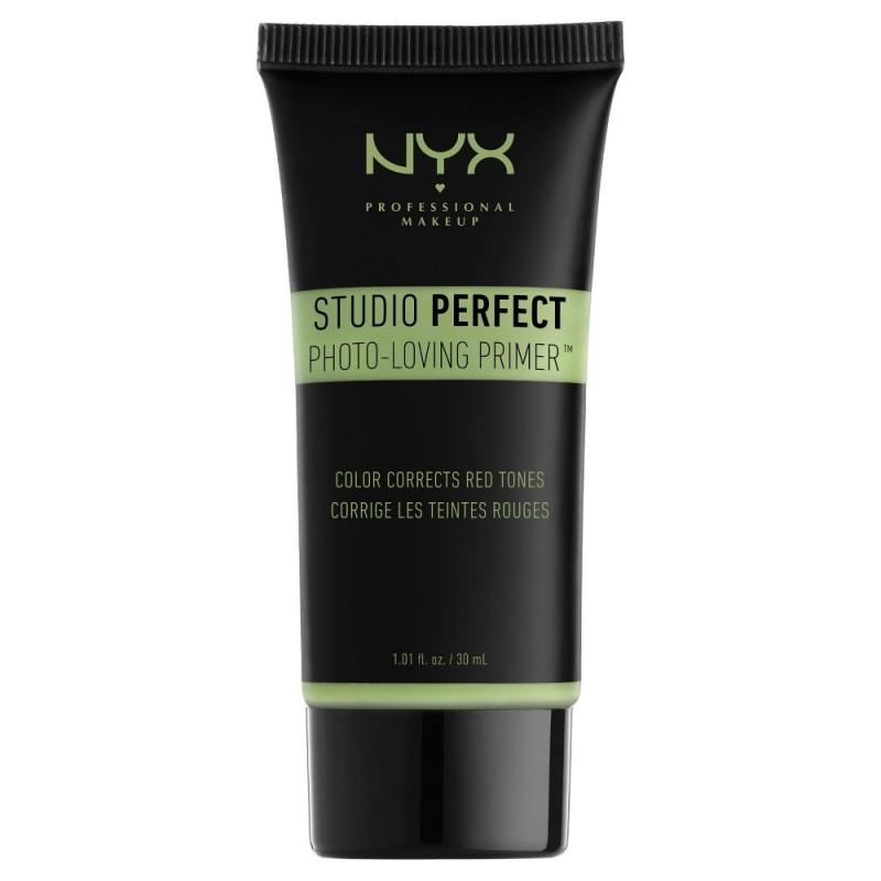 NYX Studio Perfect Primer Green