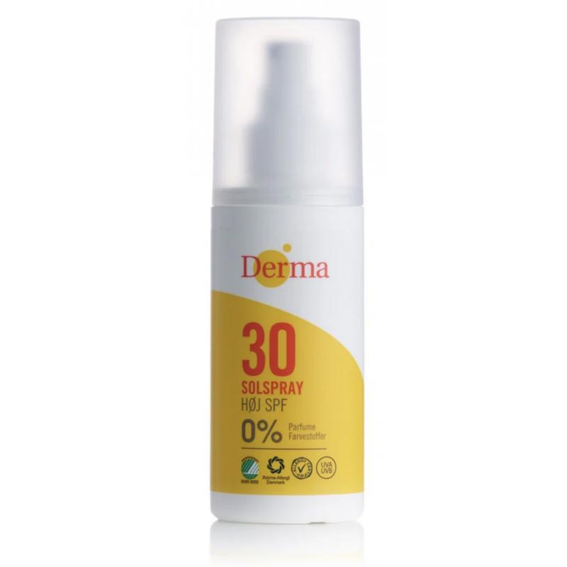 Derma Sun Solspray SPF 30