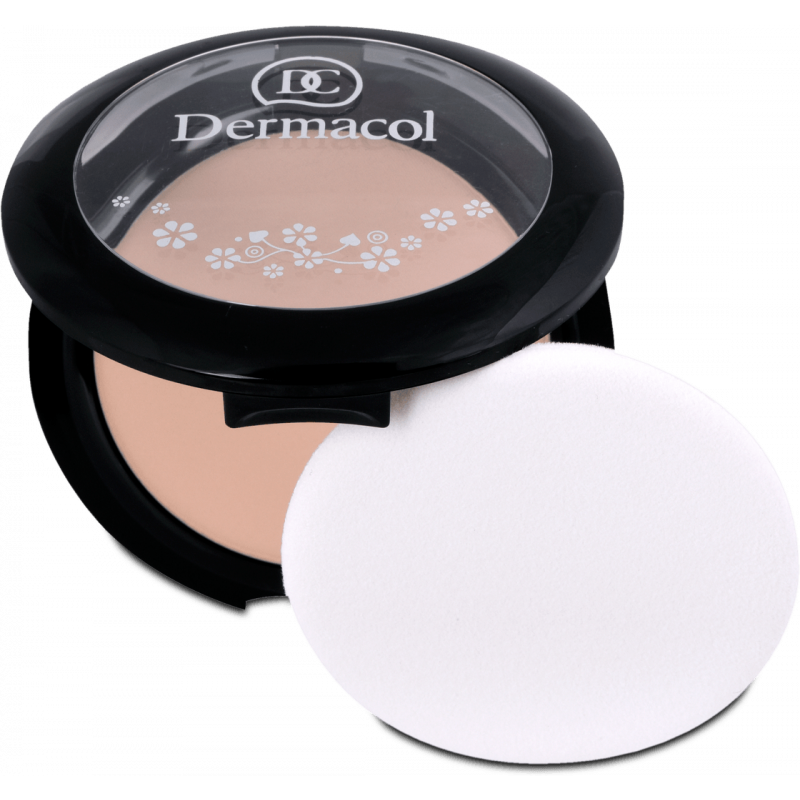 Dermacol Mineral Compact Powder 02