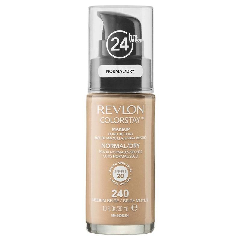 Revlon ColorStay Normal & Dry Skin 240 Medium Beige