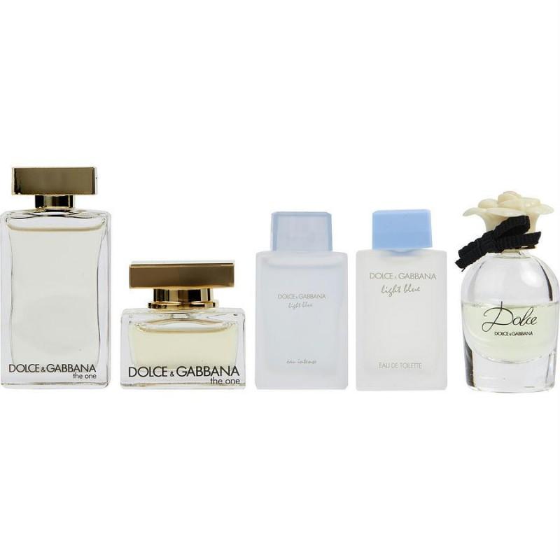 Dolce & Gabbana Feminine Miniatures Set
