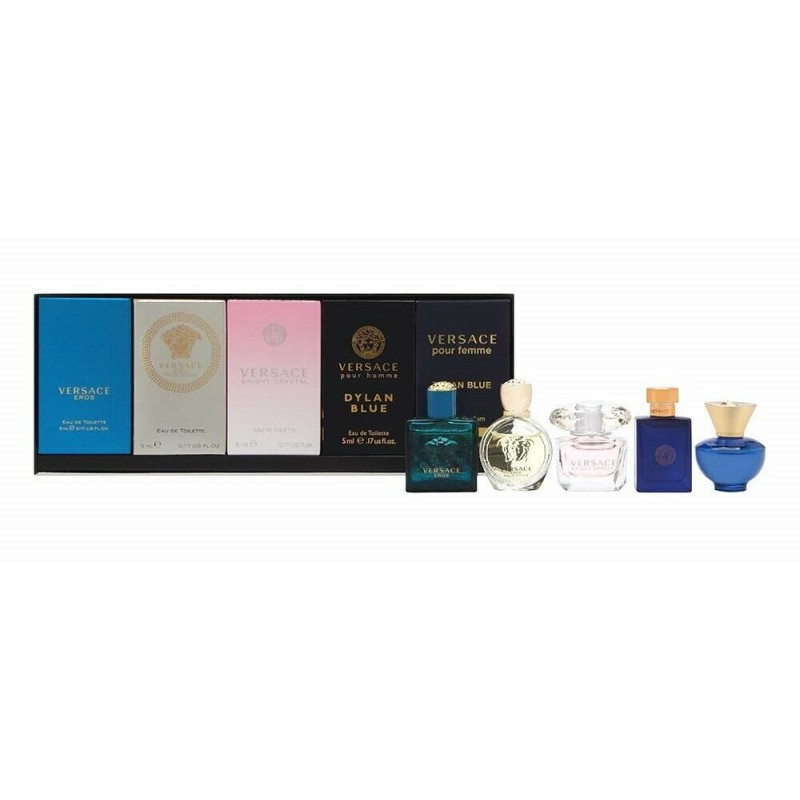 Versace Miniature Perfume Gift Set For Him & Her