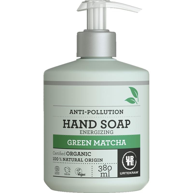 Urtekram Green Matcha Håndsæbe