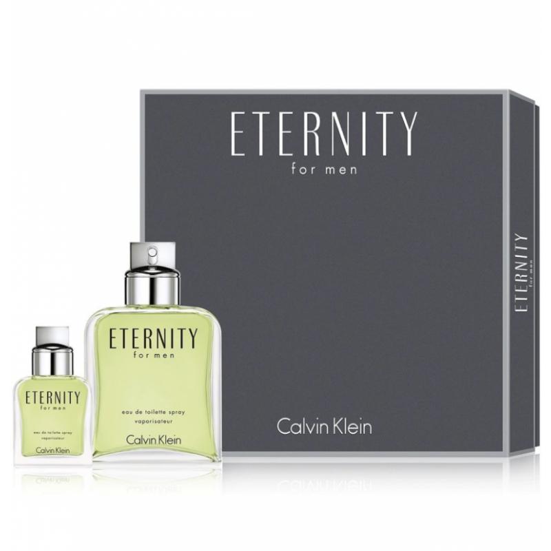Calvin Klein Eternity Men EDT Set