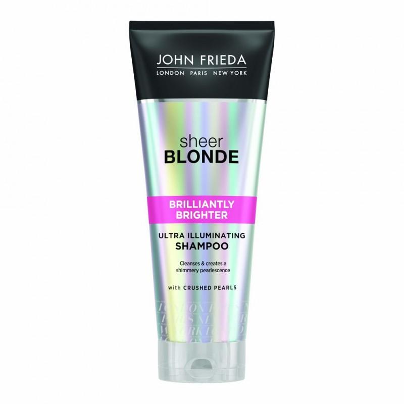 John Frieda Sheer Blonde Brillantly Brighter Shampoo