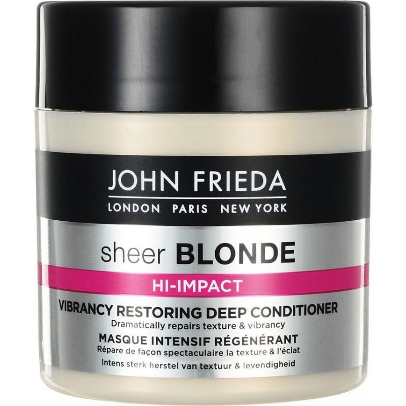 John Frieda Sheer Blonde Hi-Impact Deep Conditioner
