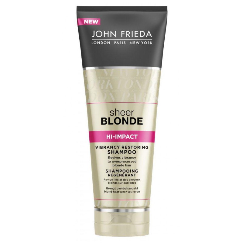 John Frieda Sheer Blonde Hi-Impact Shampoo