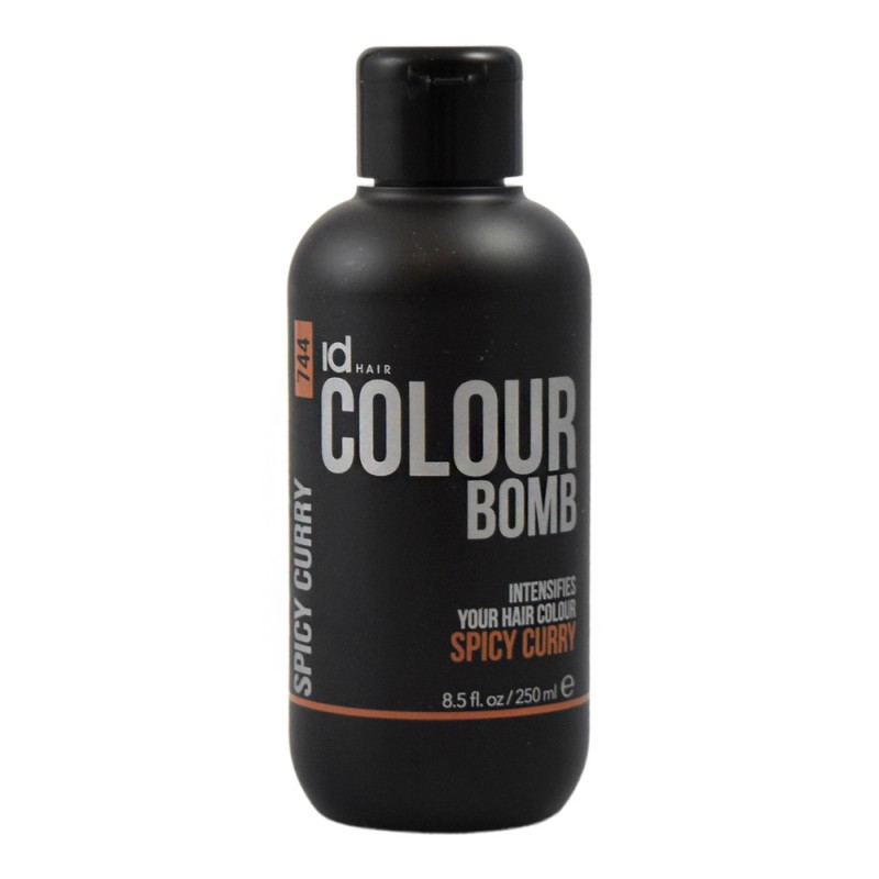 IdHAIR Colour Bomb Spicy Curry
