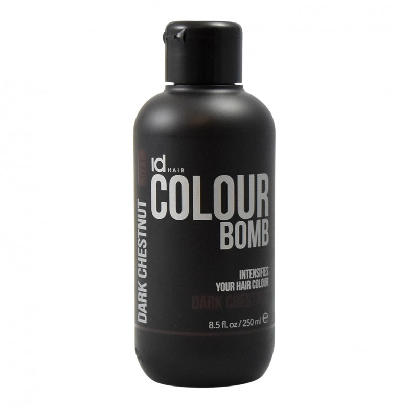 IdHAIR Colour Bomb Dark Chestnut