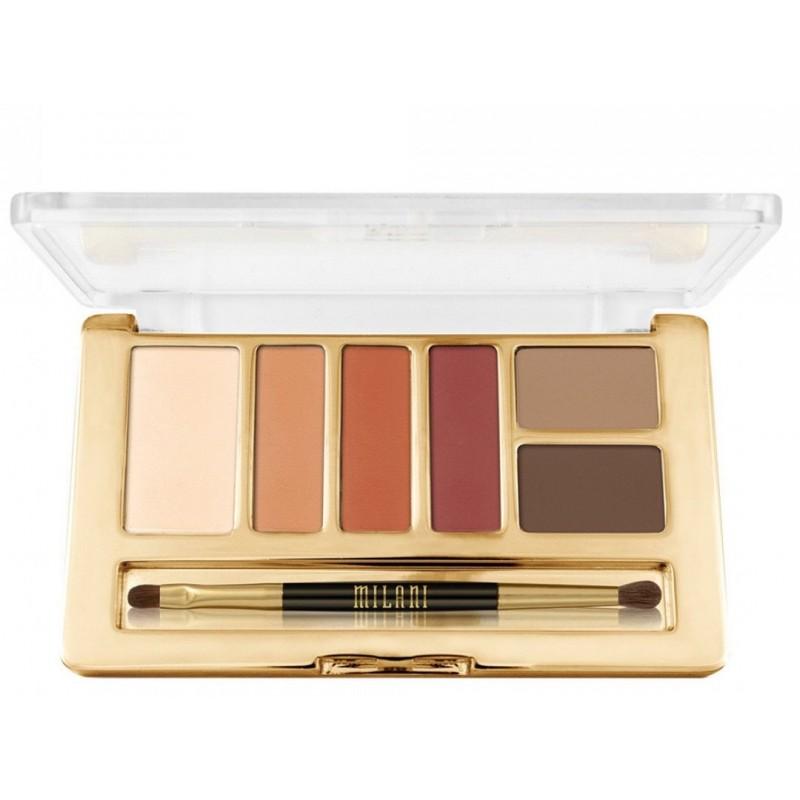 Milani Everyday Eyes Eyeshadow Collection 09 Modern Mattes