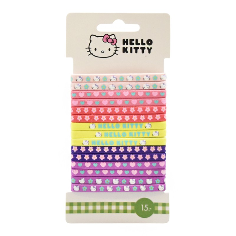 Hello Kitty Hårelastikker