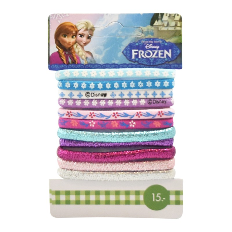Disney Frozen Hårelastikker