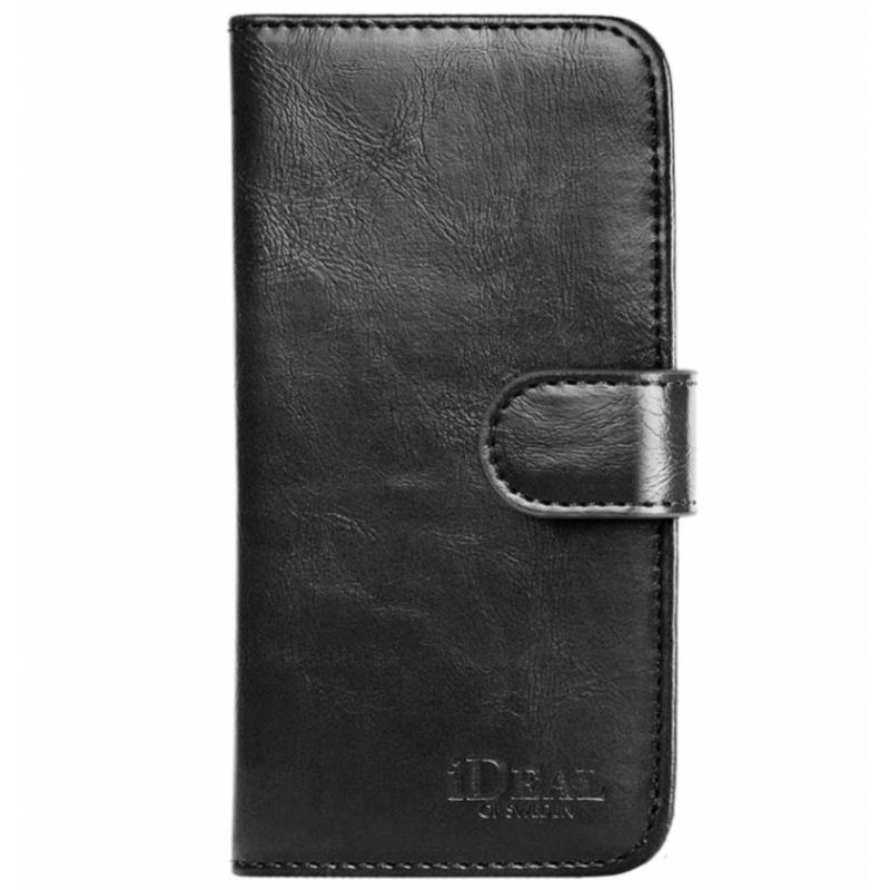 iDeal Of Sweden Magnet Wallet + iPhone 6/6S/7/8 PLUS Black