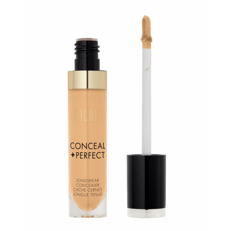 Milani Conceal + Perfect Longwear Concealer Natural Sand