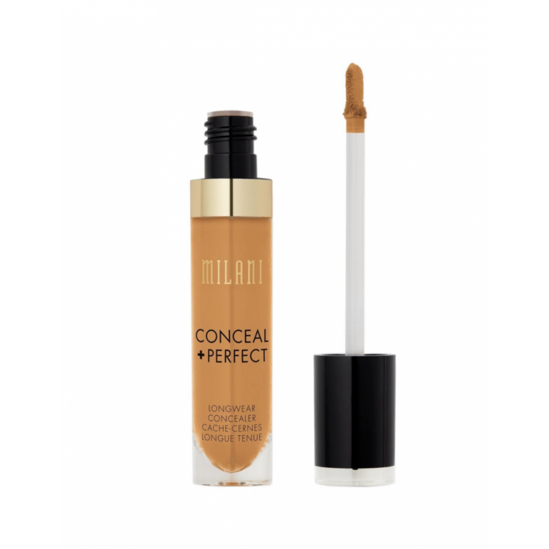 Milani Conceal + Perfect Longwear Concealer Warm Almond