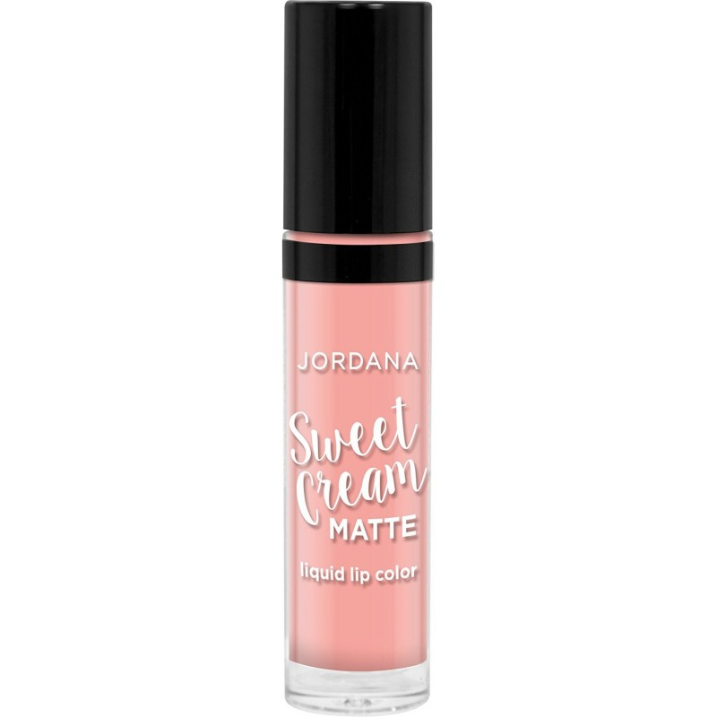 Jordana Sweet Cream Matte Liquid Lip Color 23 Buttercream Frosting