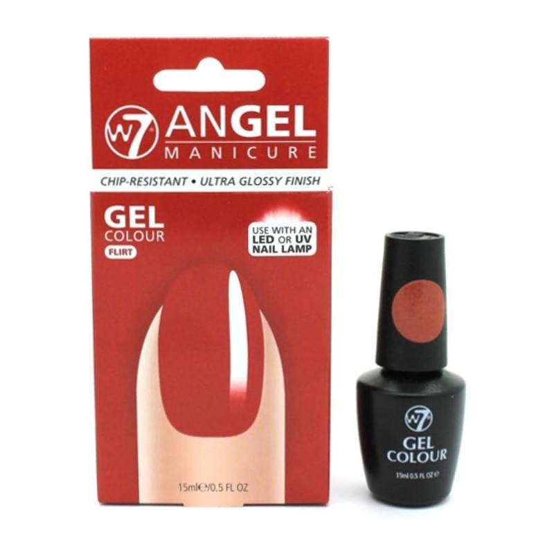 W7 Angel Manicure Gel Flirt