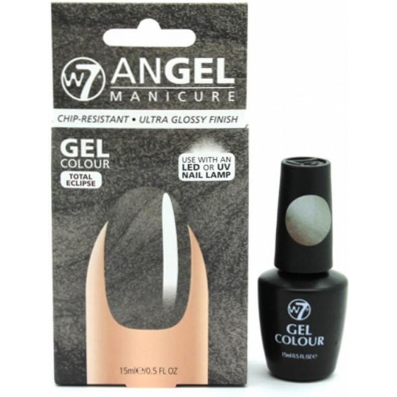 W7 Angel Manicure Gel Total Eclipse