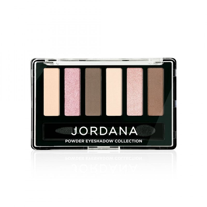 Jordana Made To Last Eyeshadow 01 Newds