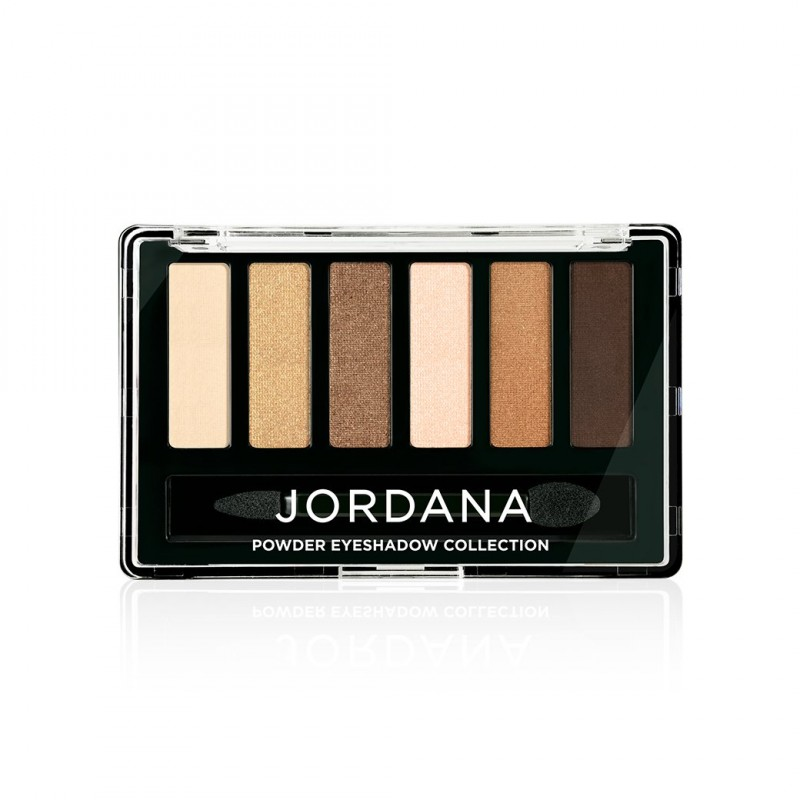 Jordana Made To Last Eyeshadow 02 Dusk Til Bronze