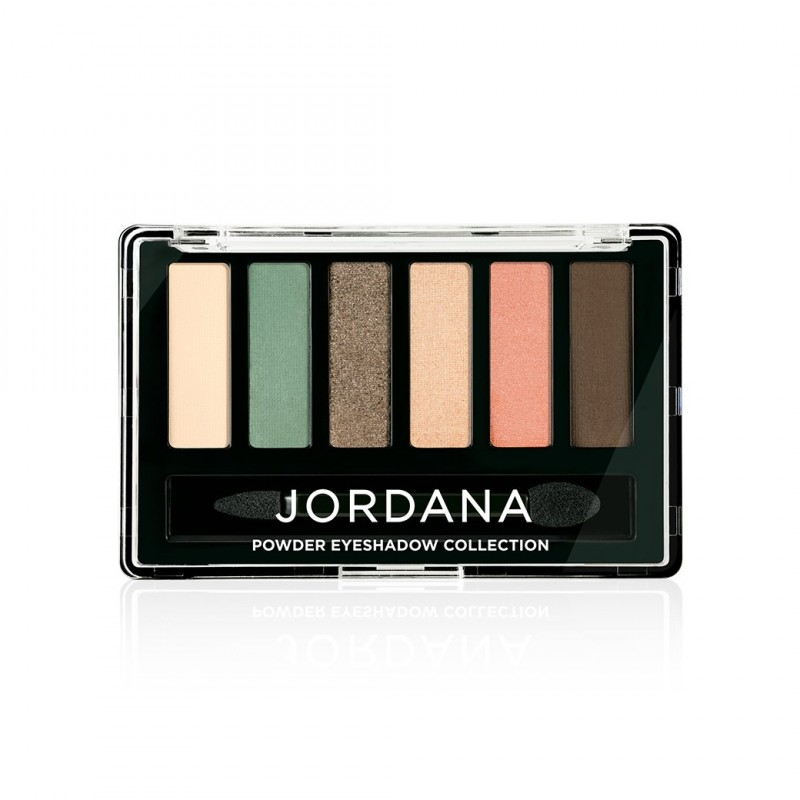 Jordana Made To Last Eyeshadow 04 Mint Condition