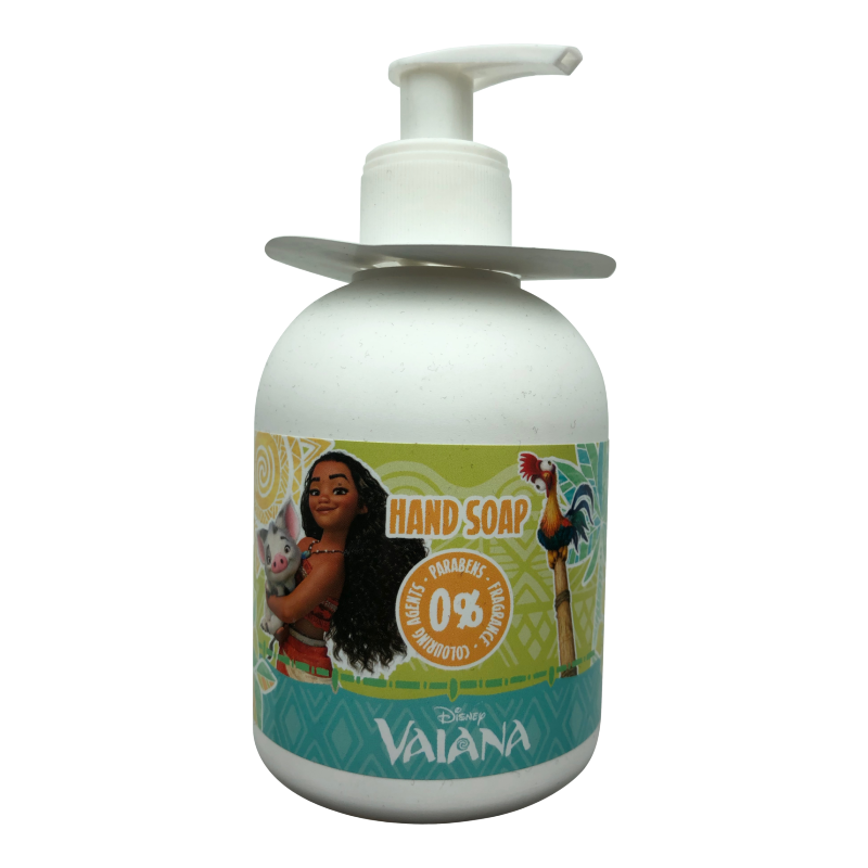 Disney Vaiana Hand Soap