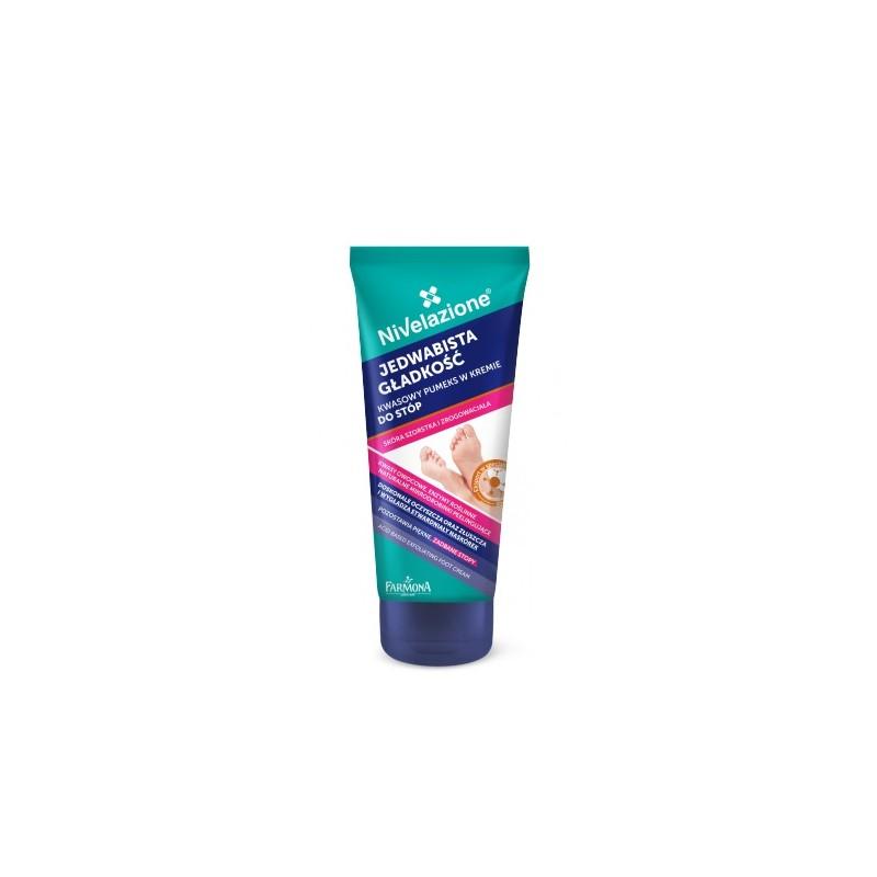 Nivelazione Acid Based Exfoliating Foot Cream