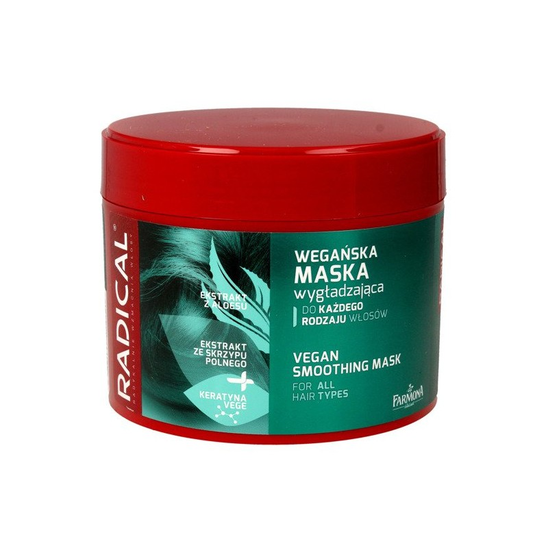 Radical Vegan Smoothing Mask