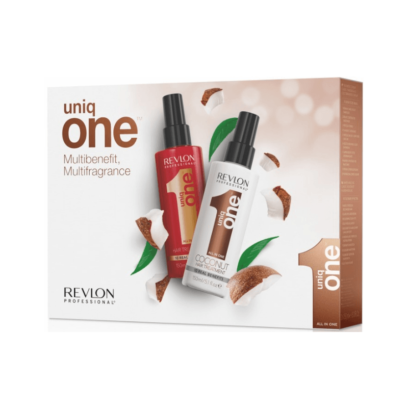 Uniq One Classic & Coconut Duo