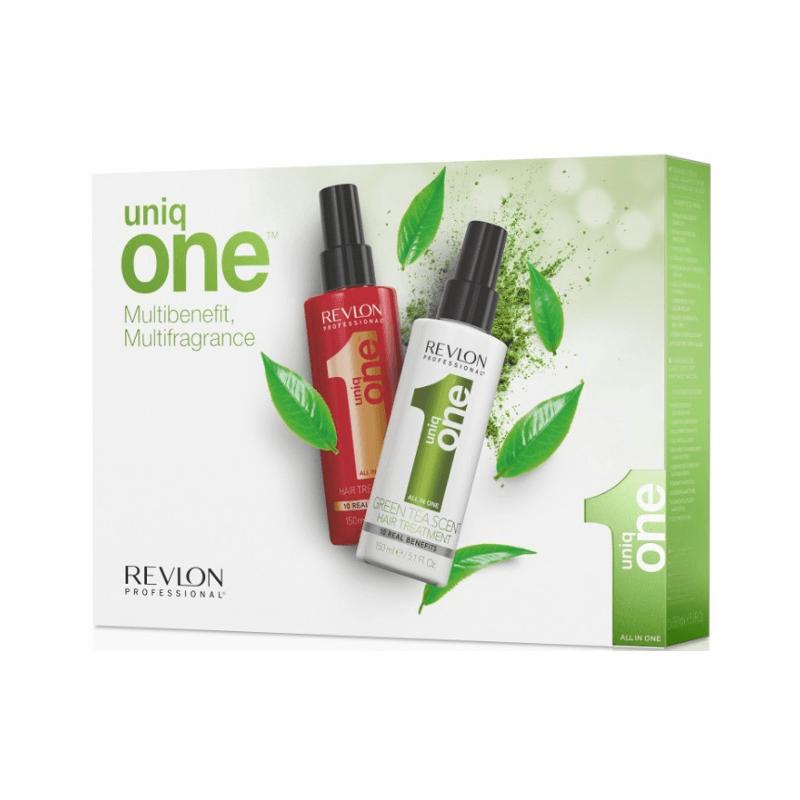 Uniq One Classic & Green Tea