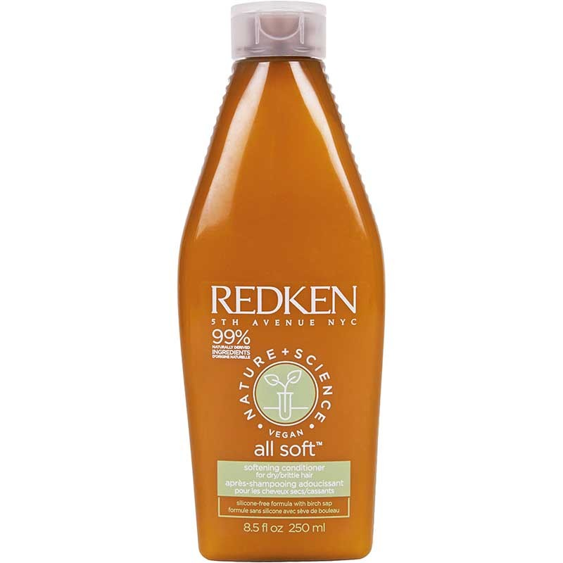 Redken Nature & Science All Soft Vegan Conditioner
