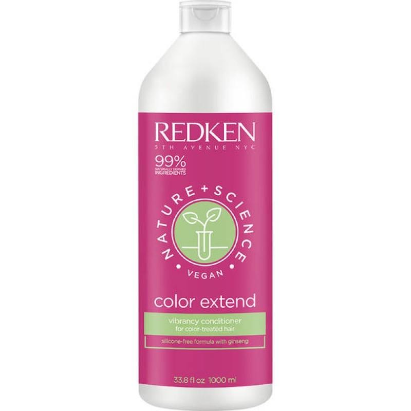 Redken Nature & Science Color Extend Vegan Conditioner