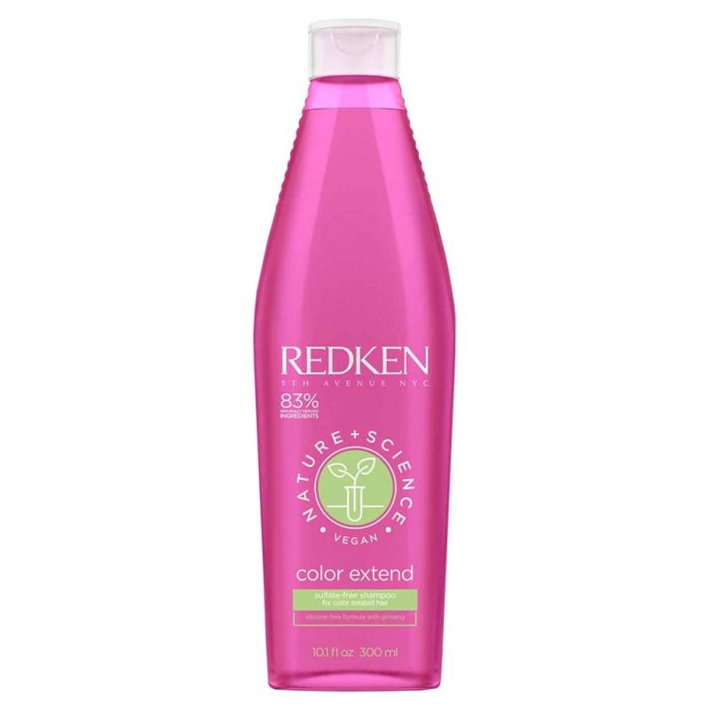Redken Nature & Science Color Extend Vegan Shampoo