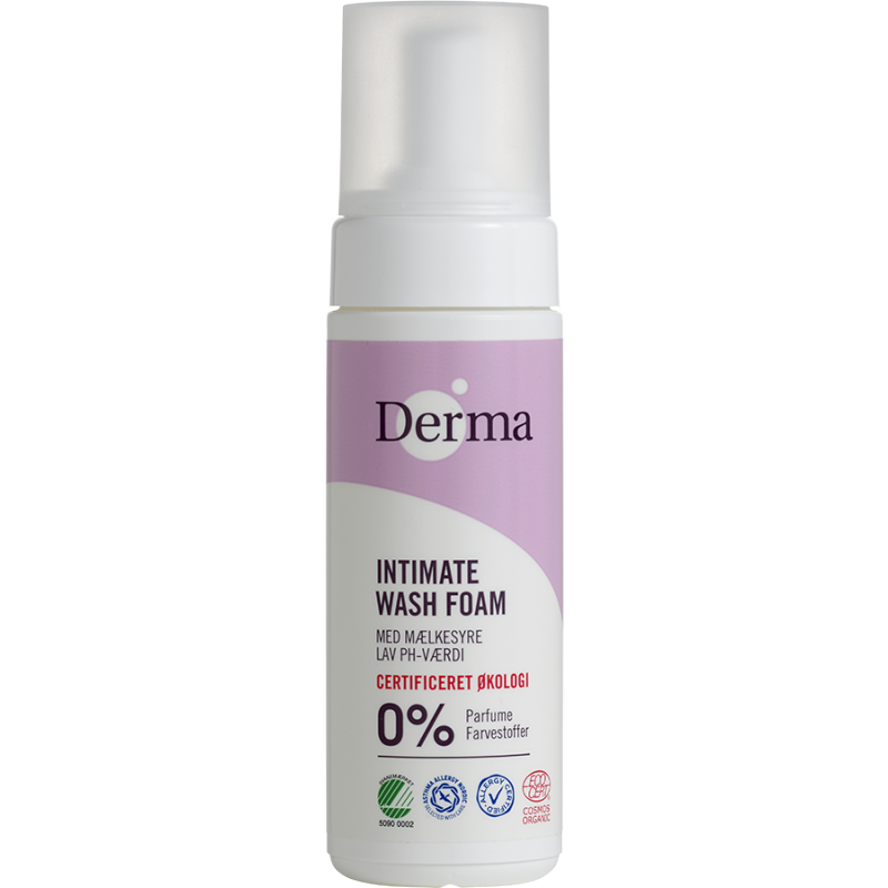 Derma Eco Woman Intimate Wash Foam