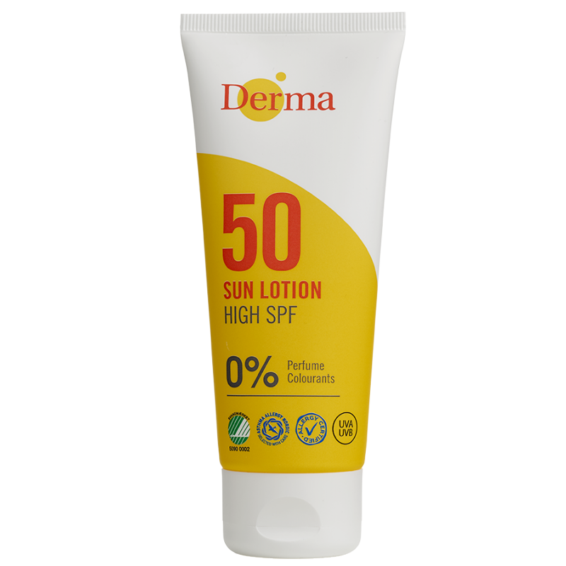 Derma Sun Lotion SPF50
