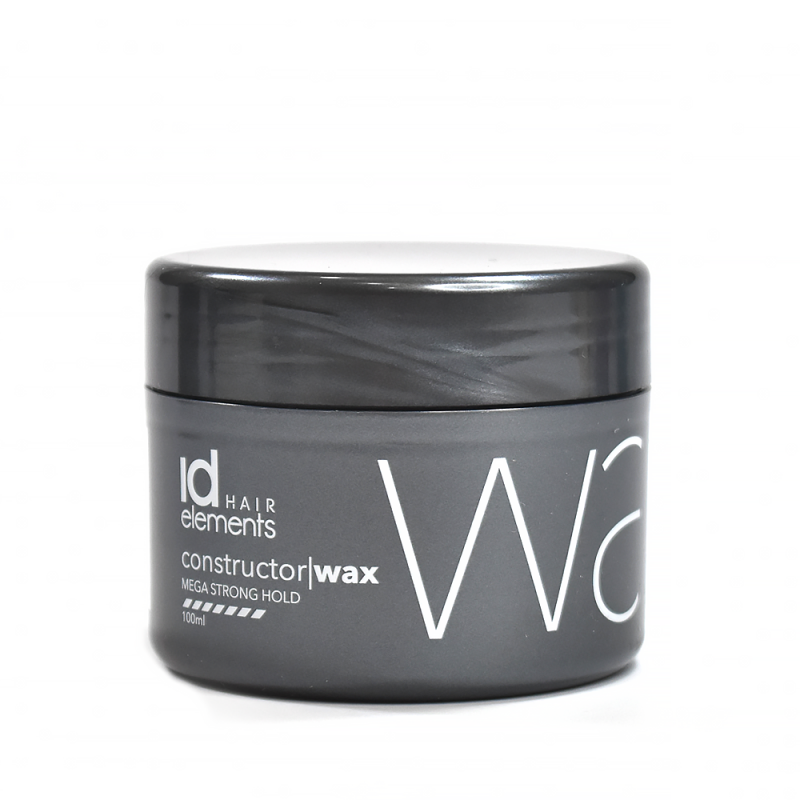 IdHAIR Elements Constructor Wax - Mega Strong Hold