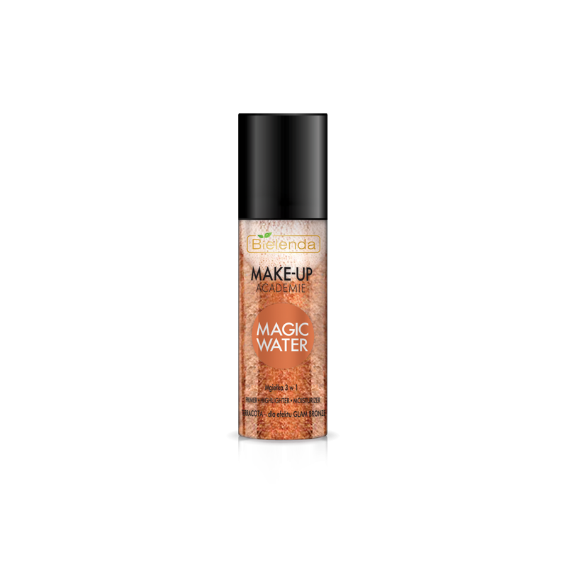 Bielenda Make-Up Academie Magic Water 3in1 Primer Terracota