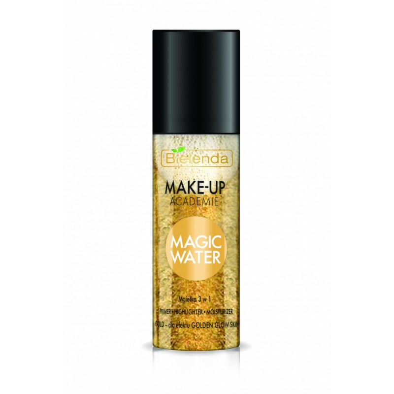 Bielenda Make-Up Academie Magic Water 3in1 Primer Gold