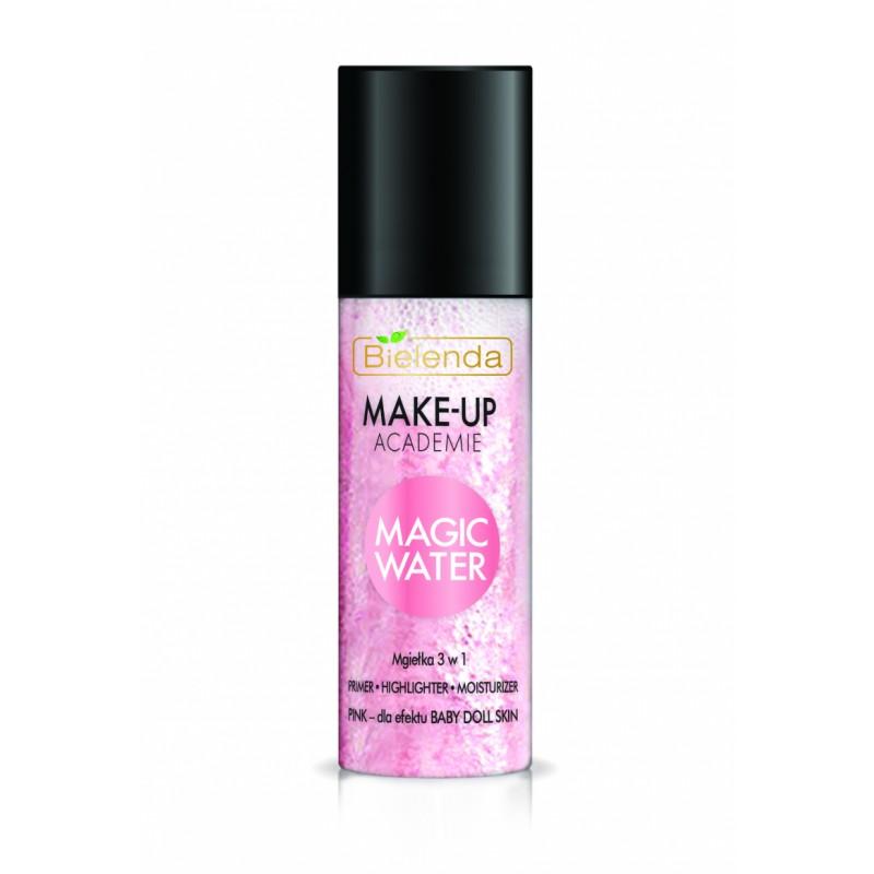 Bielenda Make-Up Academie Magic Water 3in1 Primer Pink