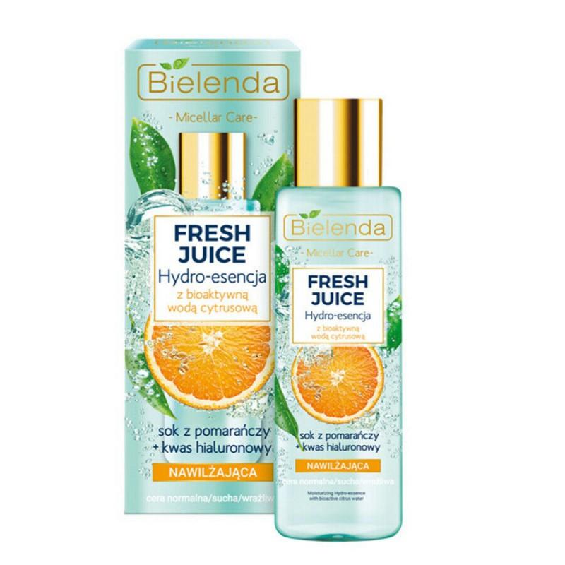 Bielenda Fresh Juice Moisturizing Hydro-Essence Orange