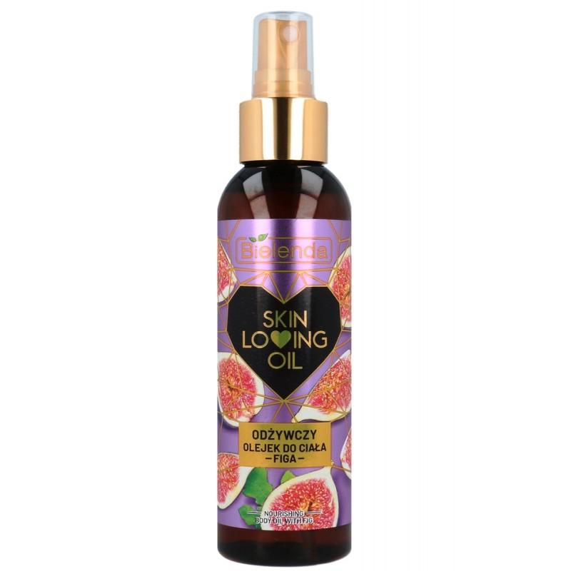 Bielenda Skin Loving Oil Nourishing Fig Body Oil