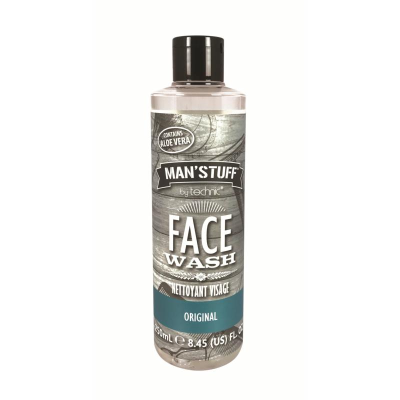 Man'Stuff Face Wash Original