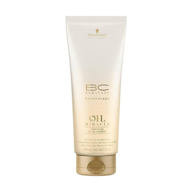 Schwarzkopf Bonacure Oil Miracle Marula Oil Shampoo