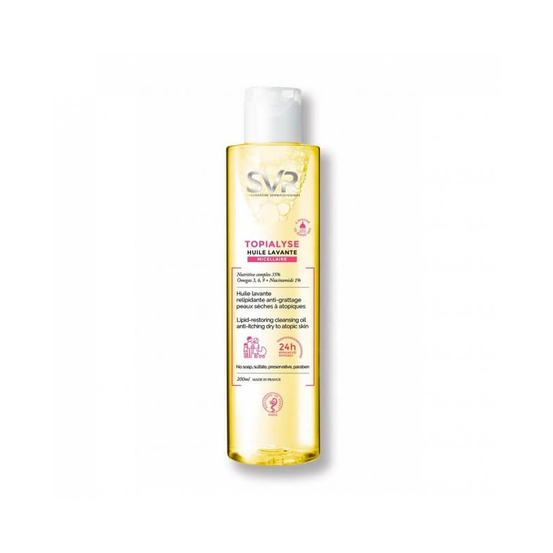 SVR Topialyse Micellar Cleansing Oil