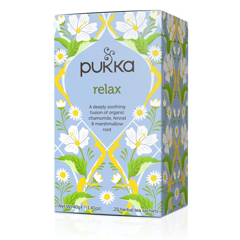 Pukka Relax Tea Øko