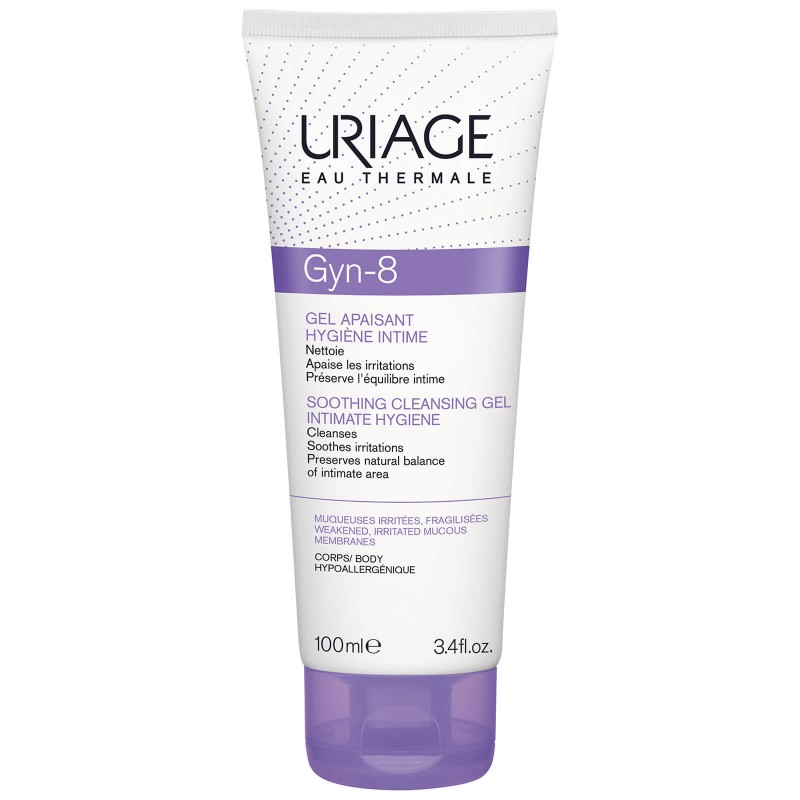 Uriage Gyn-8 Intimate Soothing Cleansing Gel