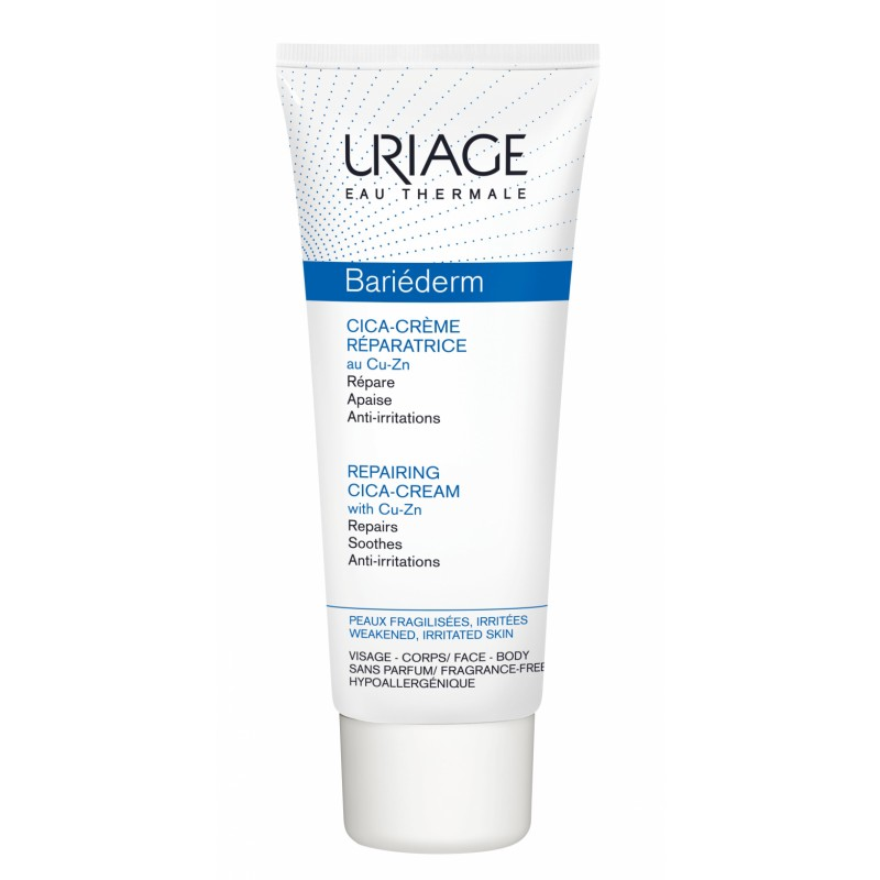 Uriage Bariéderm Repairing Cica-Cream