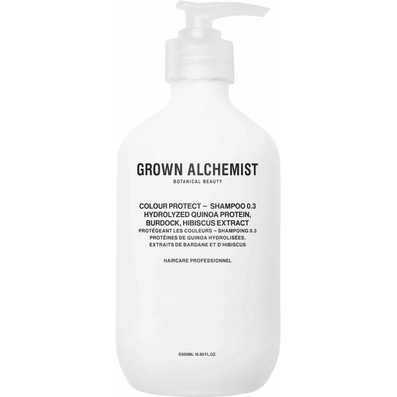 Grown Alchemist Colour Protect Shampoo 0.3