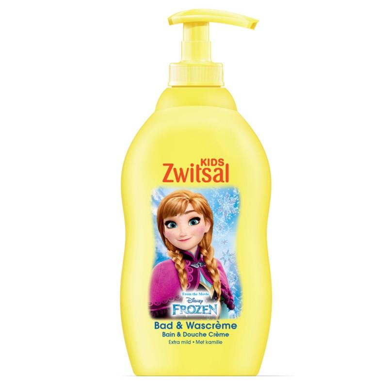 Zwitsal Kids Frozen Shower Gel